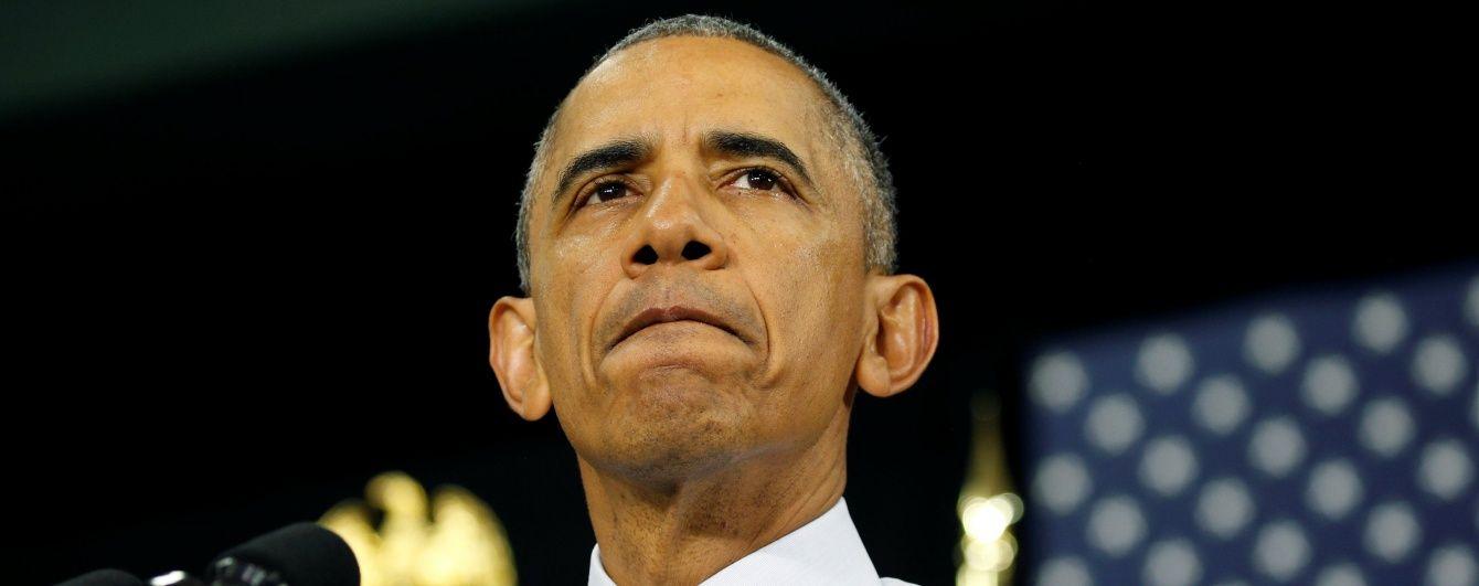 Обама вшанує пам'ять загиблих у Орландо