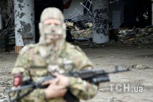 Бійці ООС взяли в полон бойовика на Донбасі