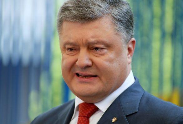 Петро Порошенко, президент України, прес-конференція