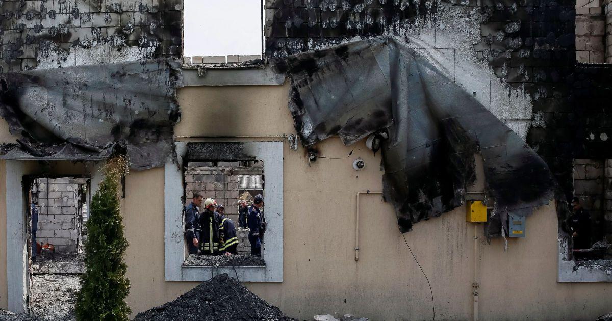 У пожежі загинули 17 осіб
