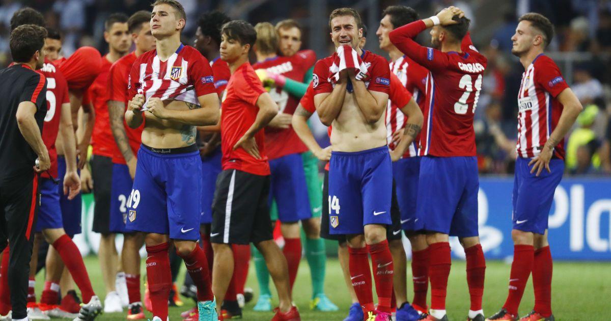 """Лігу чемпіонів-2015/16 виграв """"Реал"""". Розпач гравців """"Атлетіко"""" @ Reuters"""