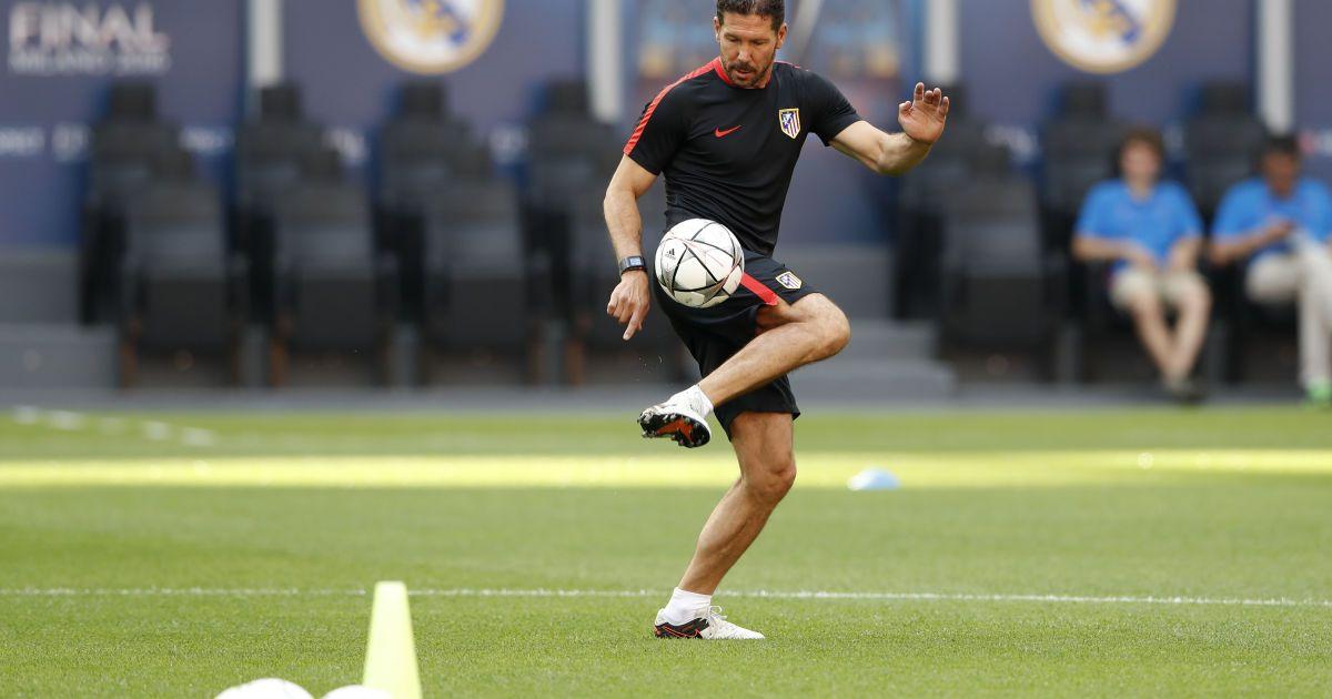 """Тренування """"Атлетіко"""" @ Reuters"""