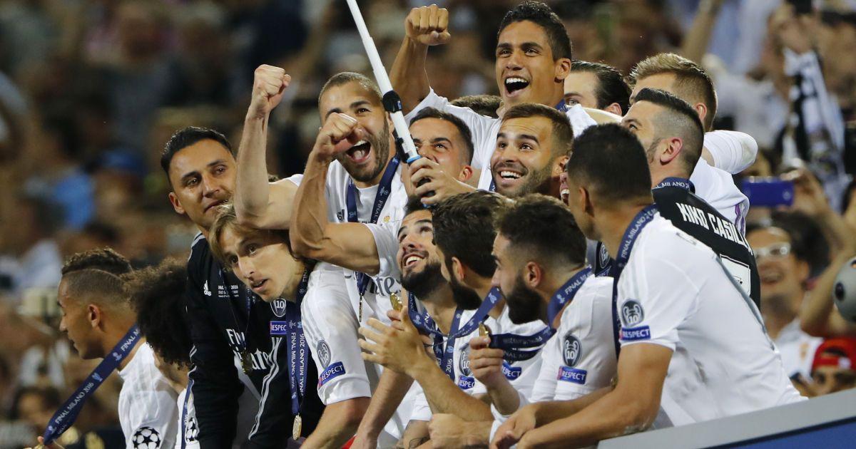 """Лігу чемпіонів-2015/16 виграв """"Реал"""". @ Reuters"""
