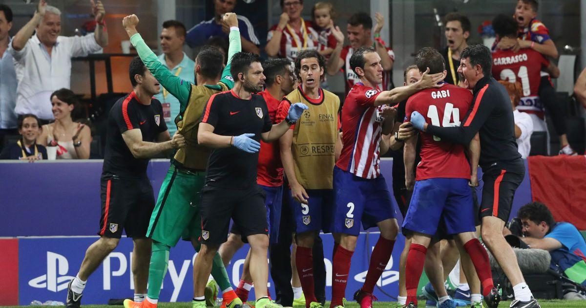 """Фінал Ліги чемпіонів """"Реал"""" - """"Атлетіко"""". Мілан, Італія"""