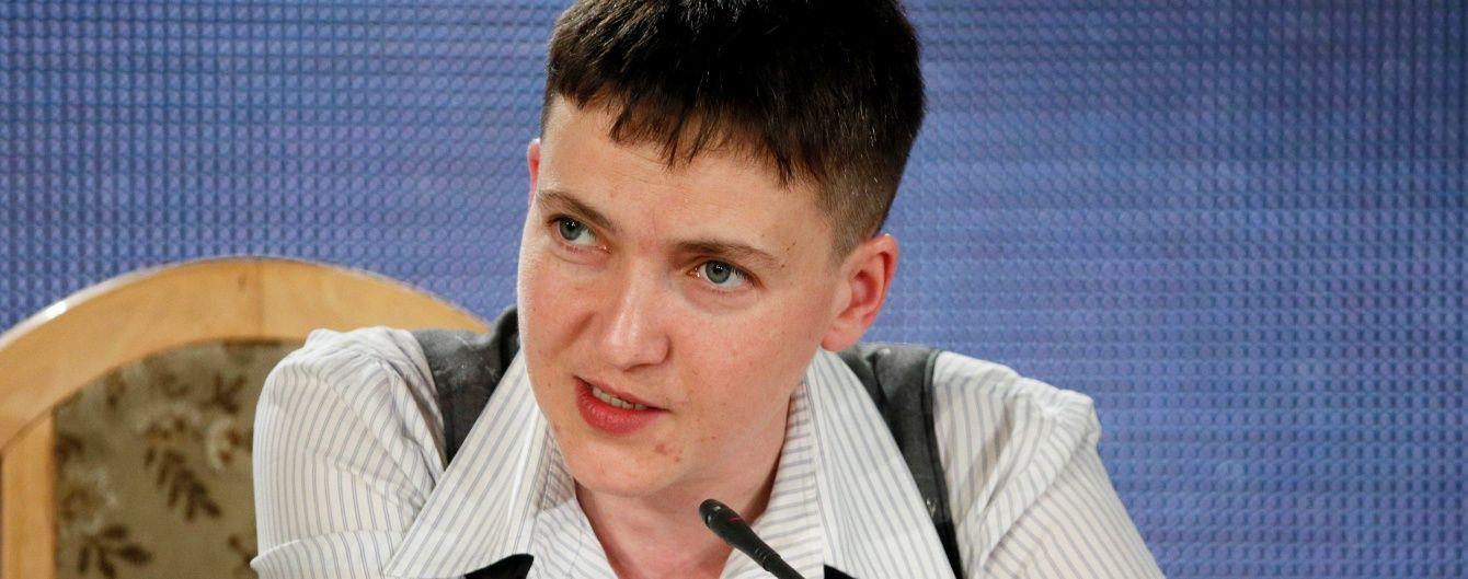 Президентські амбіції і емоційне звернення до Путіна: ключові тези прес-конференції Савченко