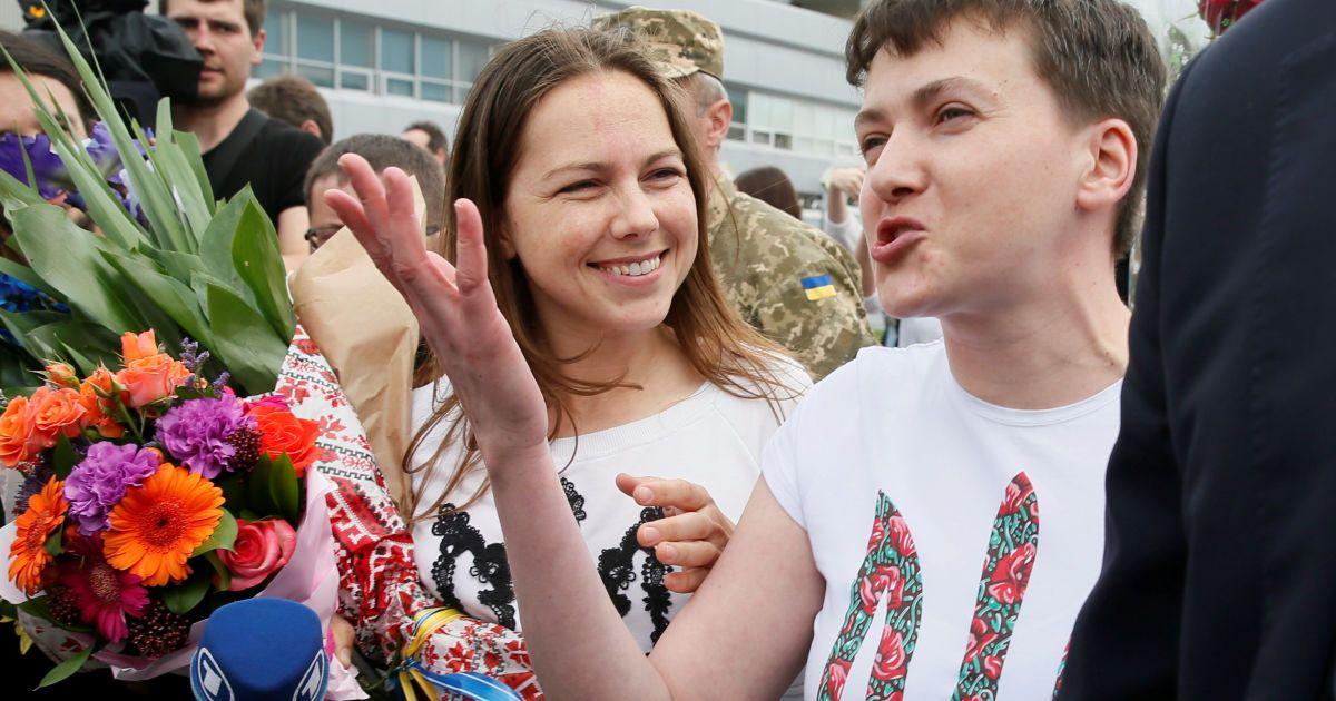 Ар'єв запевнив, що звільнення Савченко не є підставою для поновлення російської делегації в ПАРЄ