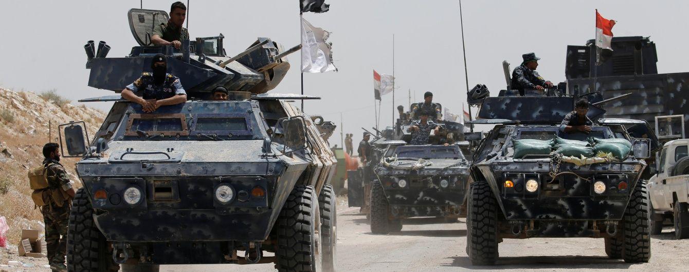 Окуповану Ель-Фаллуджу під виглядом мирних жителів намагалися покинути понад півтисячі бойовиків ІД