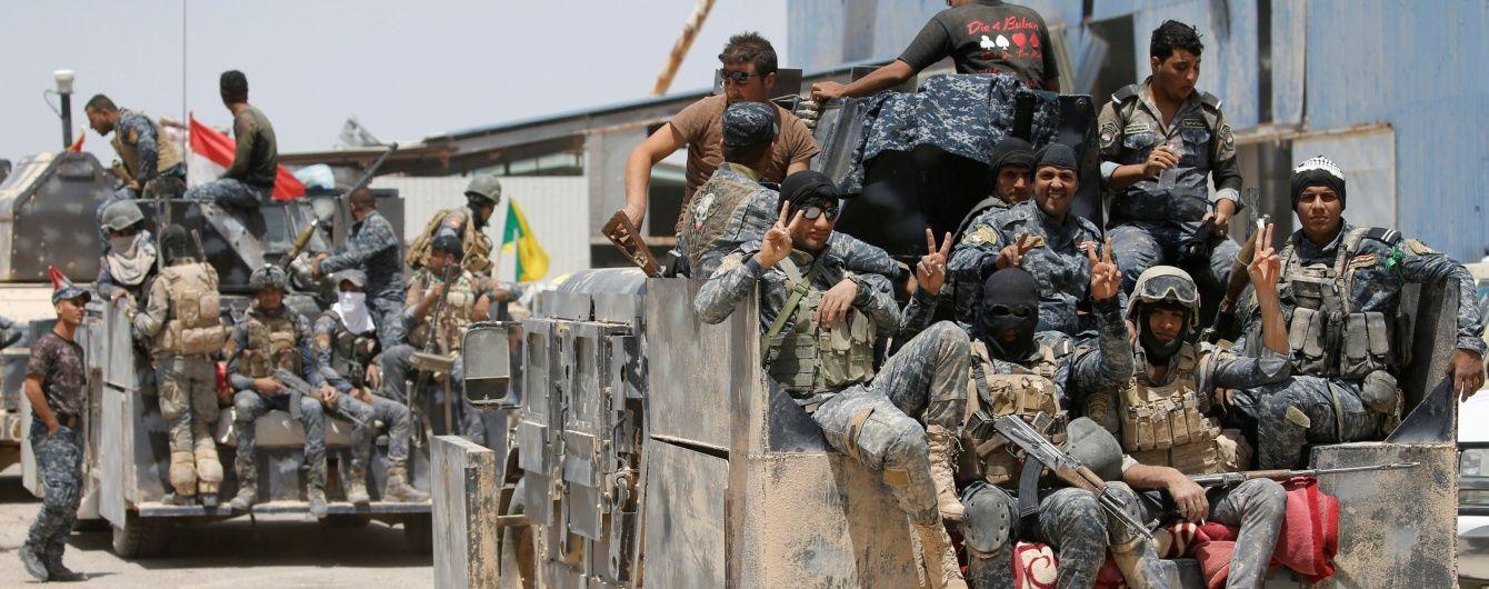 Іракська армія штурмує Ель-Фаллуджу