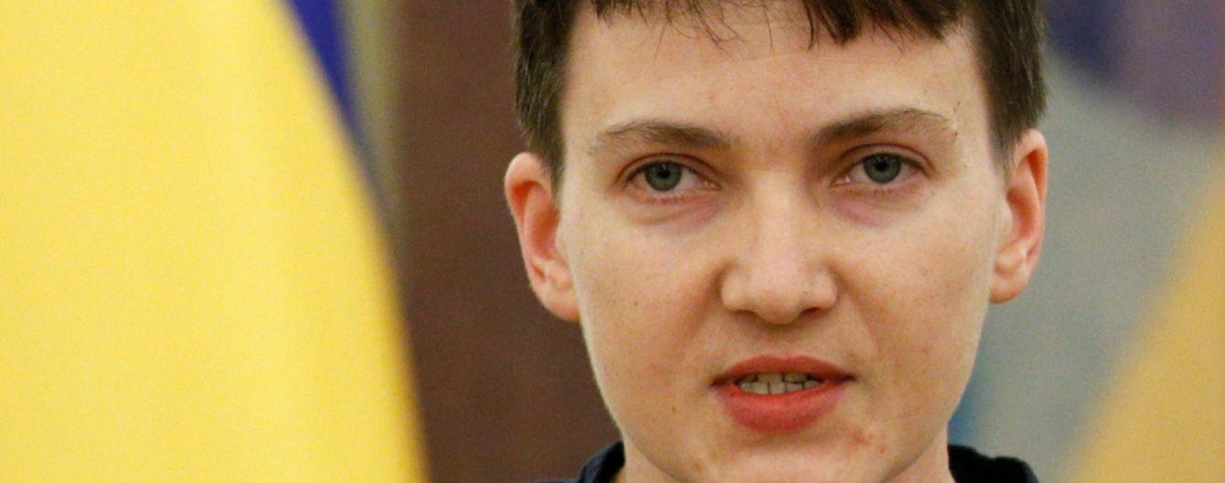 Савченко увійде до складу Комітету Верховної Ради з питань національної безпеки і оборони