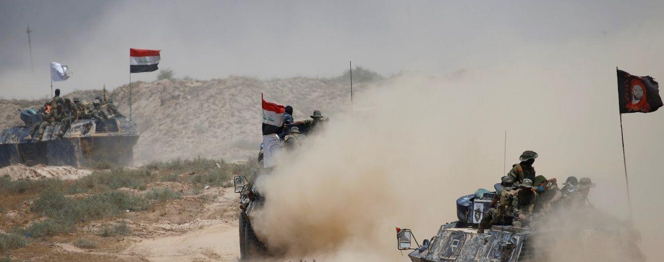 У Фаллуджі знайшли братську могилу з останками понад 400 військових армії Іраку