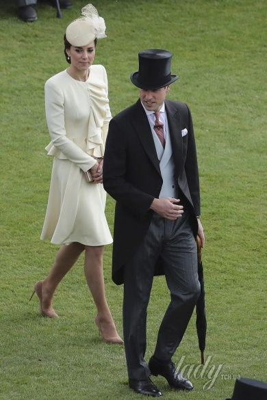 Герцогиня Кембриджская и принц Ульям_4