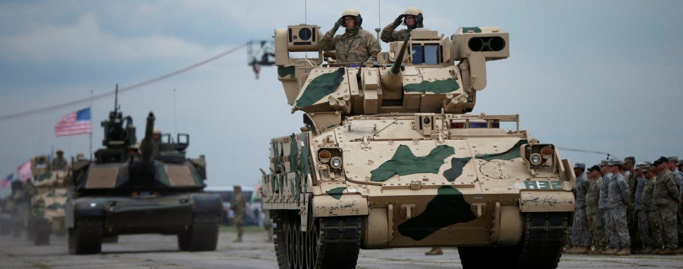 В НАТО домовились про розміщення чотирьох додаткових батальйонів у Польщі і Балтії
