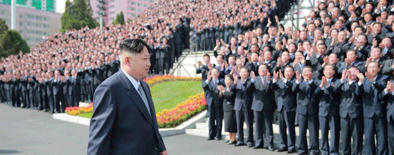 Кім Чен Ин хоче зміцнити ядерний арсенал КНДР