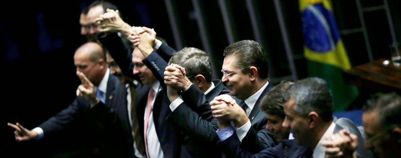 В Бразилии начинаются всеобщие выборы