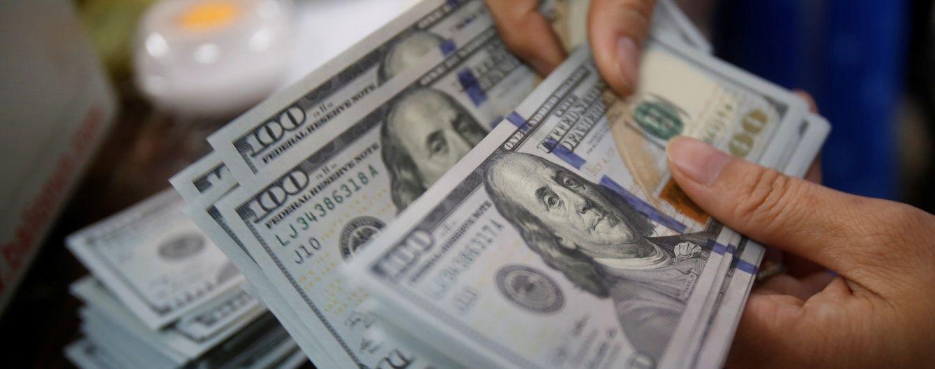 До кінця тижня золотовалютні резерви Нацбанку можуть зрости на один мільярд доларів