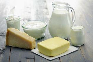 В Украине подорожают молочные продукты