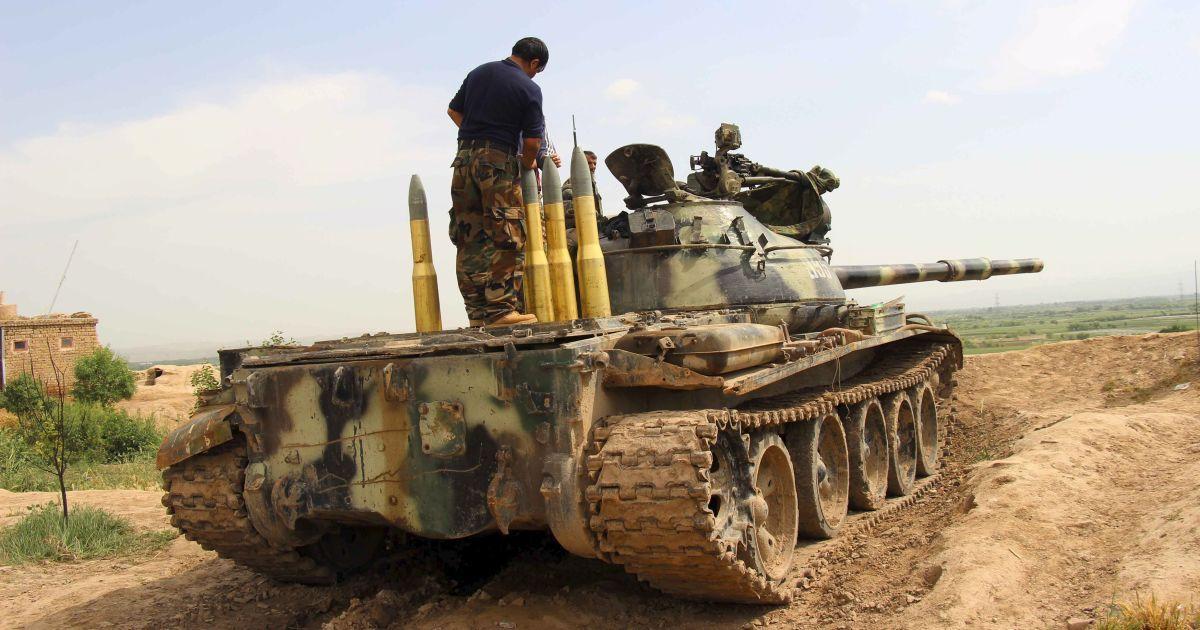Обама объявил об уменьшении американского контингента в Афганистане