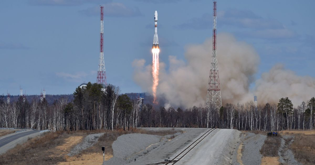 Запуск відбувся під наглядом Путіна @ Reuters