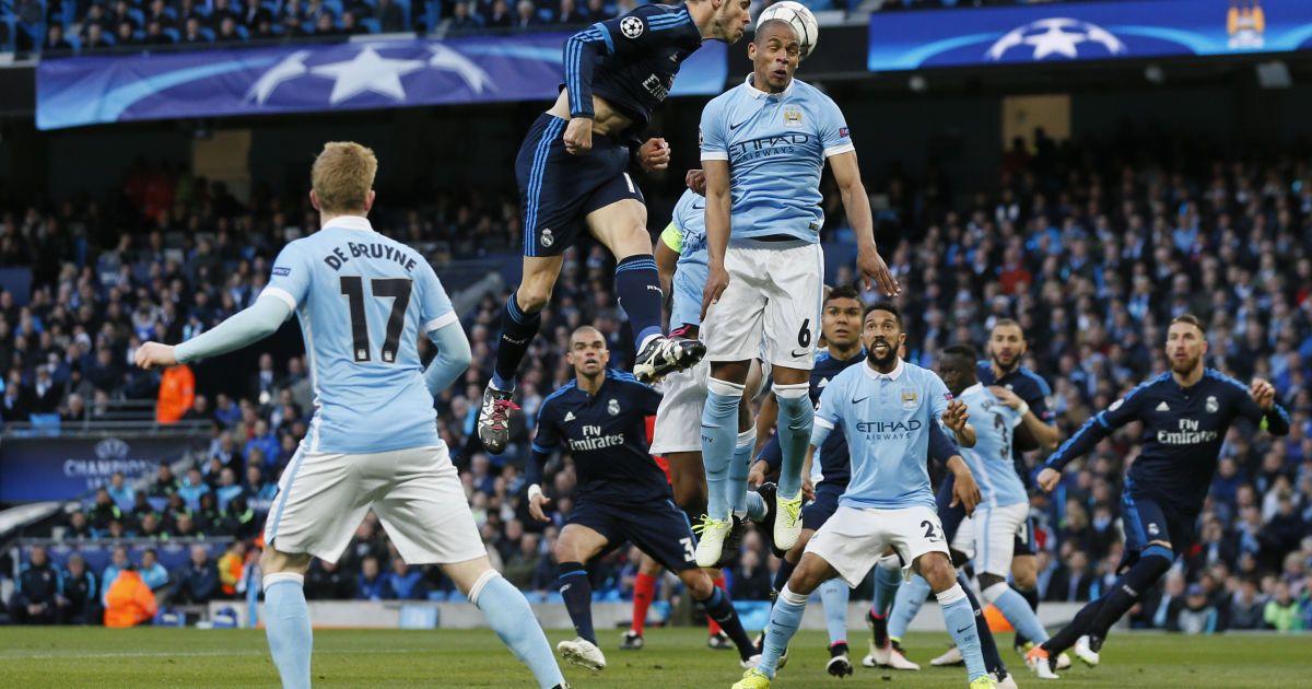 """Манчестер Сіті"" - ""Реал"" - 0:0. @ Reuters"