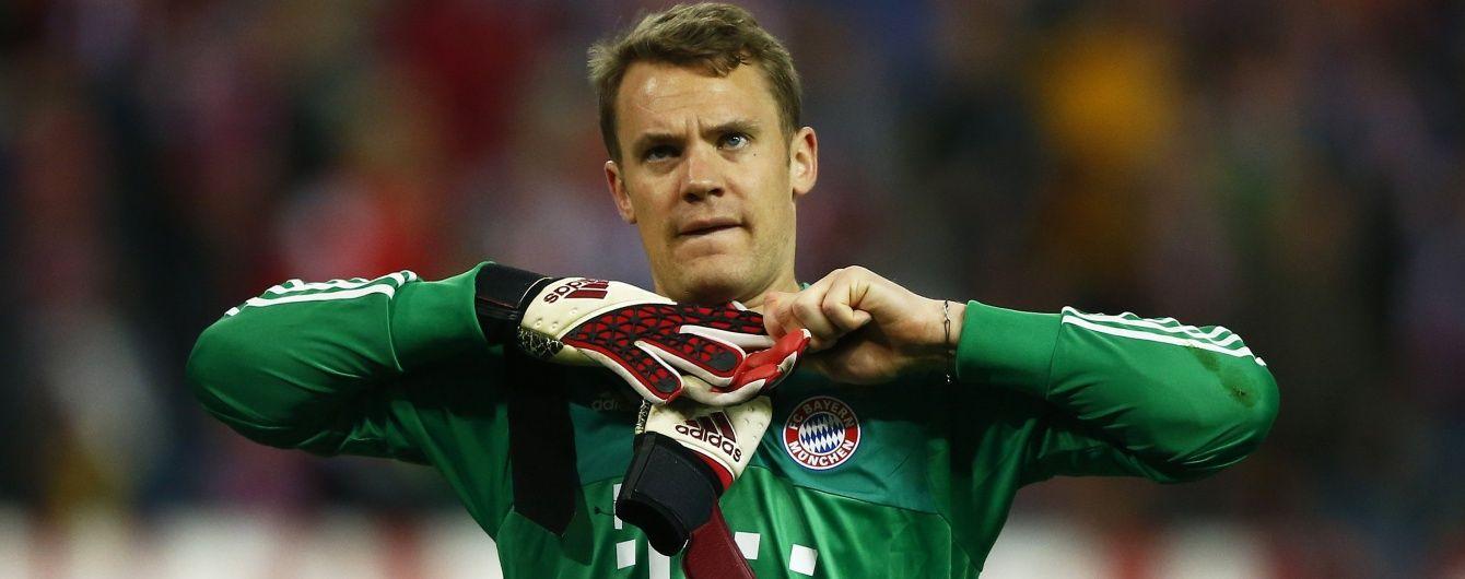 """Голкіпер """"Баварії"""" вважає, що його команді не вистачило сміливості в матчі з """"Атлетіко"""""""