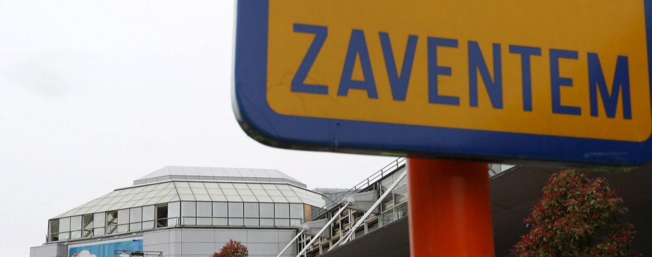 У Брюсселі вперше після терактів відкрили зал вильотів аеропорту Завентем