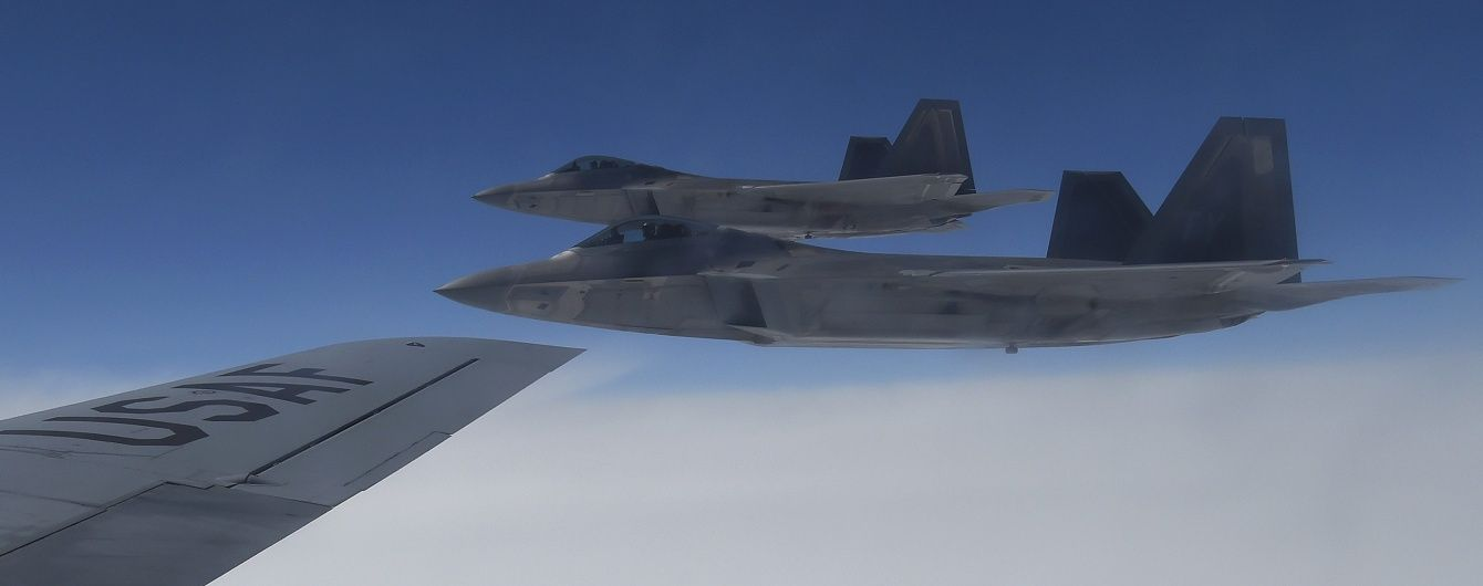 Винищувачі НАТО перехопили 5 російських літаків над Балтійським морем