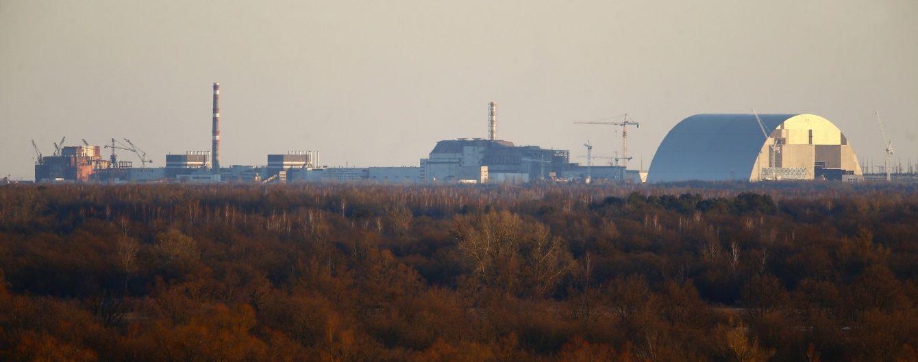 США виділили Україні додаткові $ 10 млн для укриття над Чорнобильською АЕС