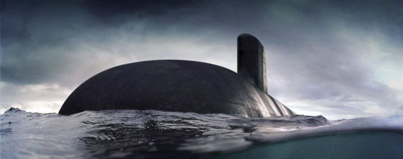 У Північному морі сили НАТО знайшли російський підводний човен