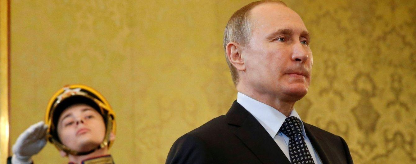"""Путін назвав російську """"мовою міжнаціонального спілкування"""""""