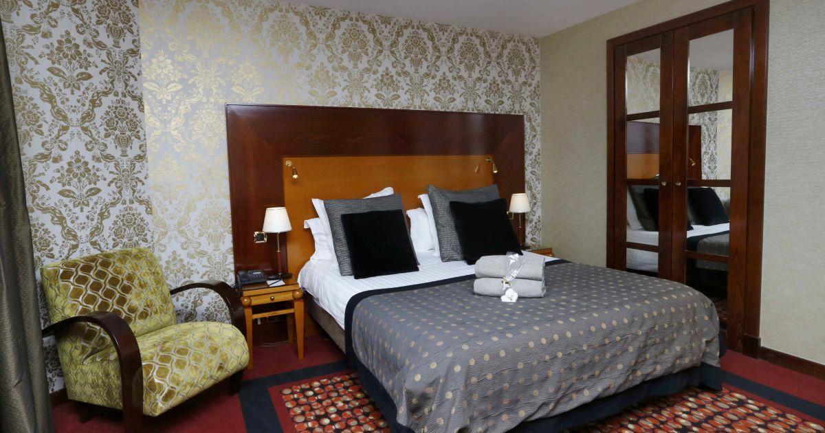 Дебютант Євро-2016 збірна Ісландії житиме у Les Tresoms Hotel, що знаходиться в Ансі.