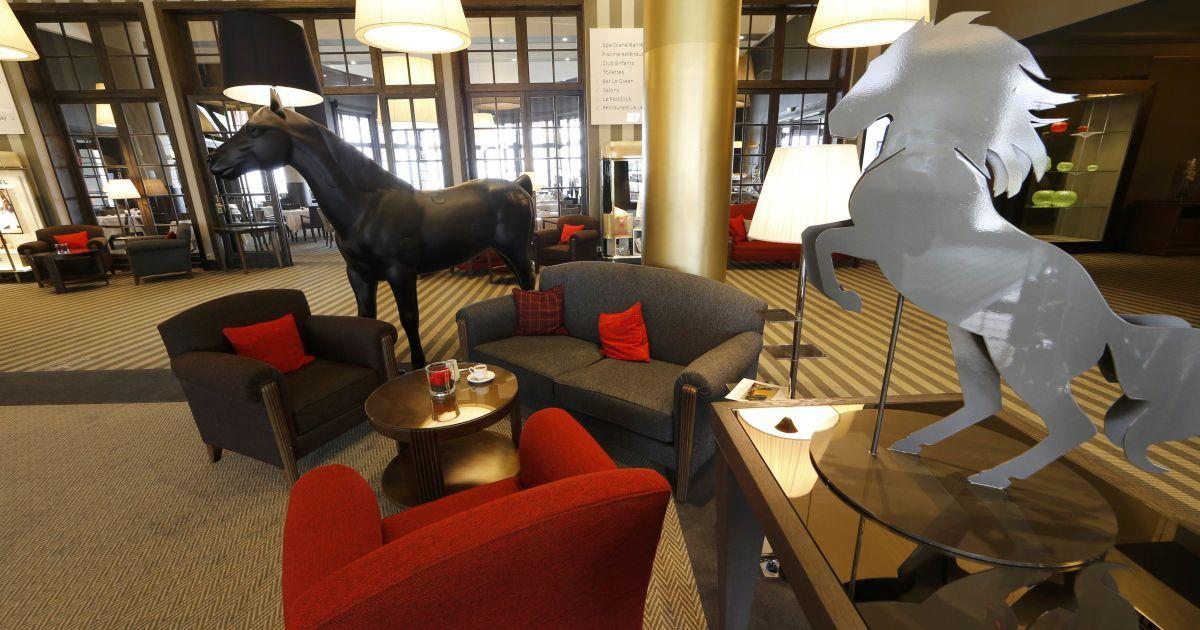 Збірна Хорватії житиме у готеліHotel Barriere L'Hotel du Golf у Довілі