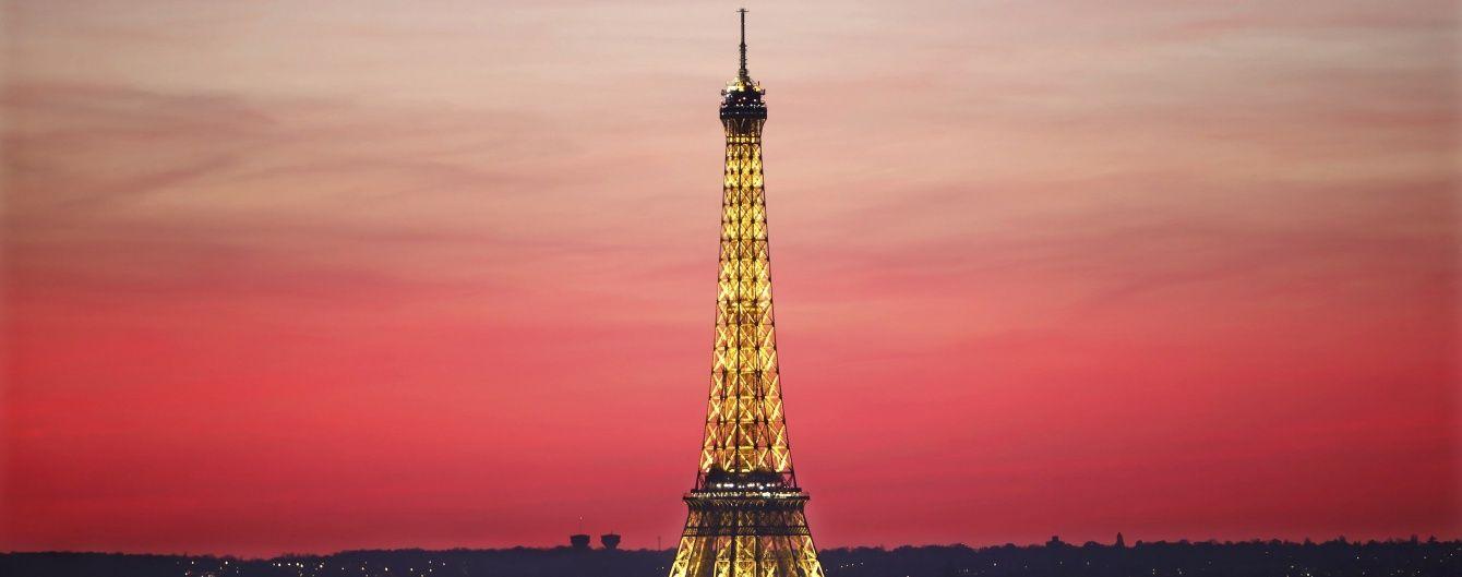 Затримані у Парижі жінки хотіли підірвати Ейфелеву вежу - ЗМІ
