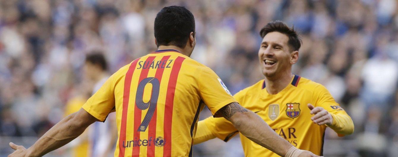 """""""Барселона"""" розбушувалася: каталонці забили """"Депортіво"""" вісім сухих голів"""