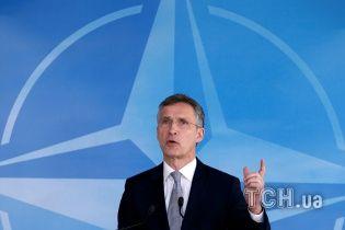"""НАТО не хоче нової """"холодної війни"""" і гонки озброєнь із РФ - Столтенберг"""