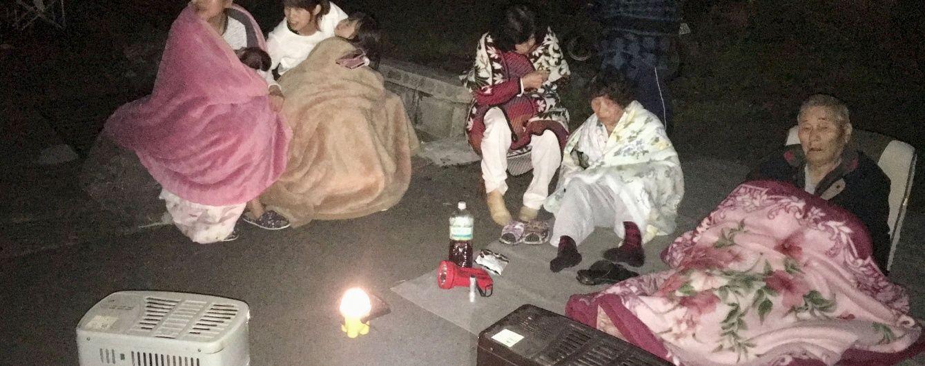 В Японії через нову серію землетрусів загинуло 11 осіб