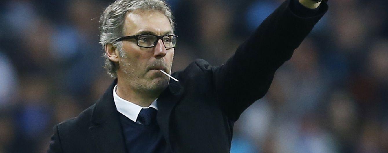Тренер ПСЖ взяв на себе провину за виліт із Ліги чемпіонів