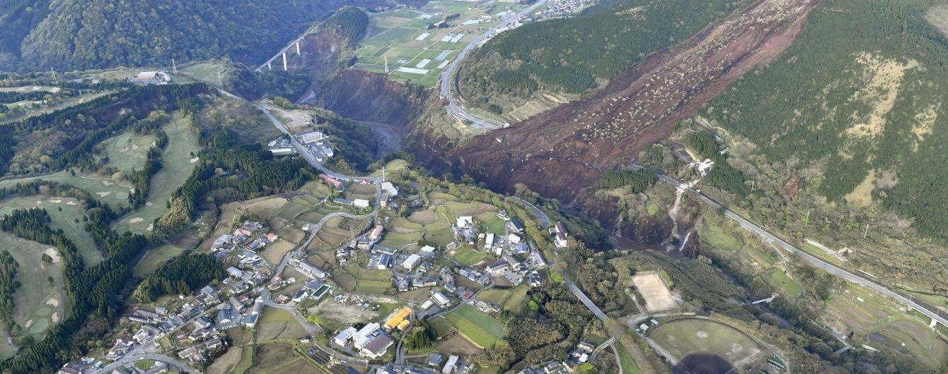 Схід Японії сколихнув землетрус магнітудою в понад 6 балів