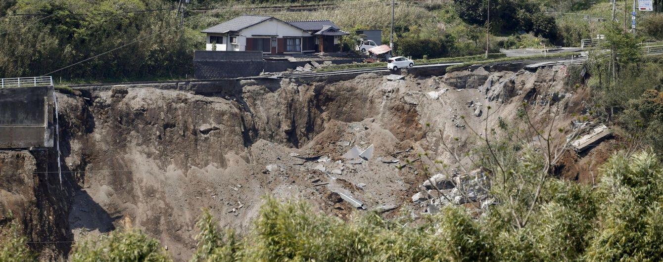 Японію за три дні сколихнуло кількасот землетрусів. У країні готуються до нових поштовхів