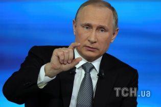 """Донбас, особисте життя та офшори. Про що Путін говорив під час """"Прямої лінії"""""""
