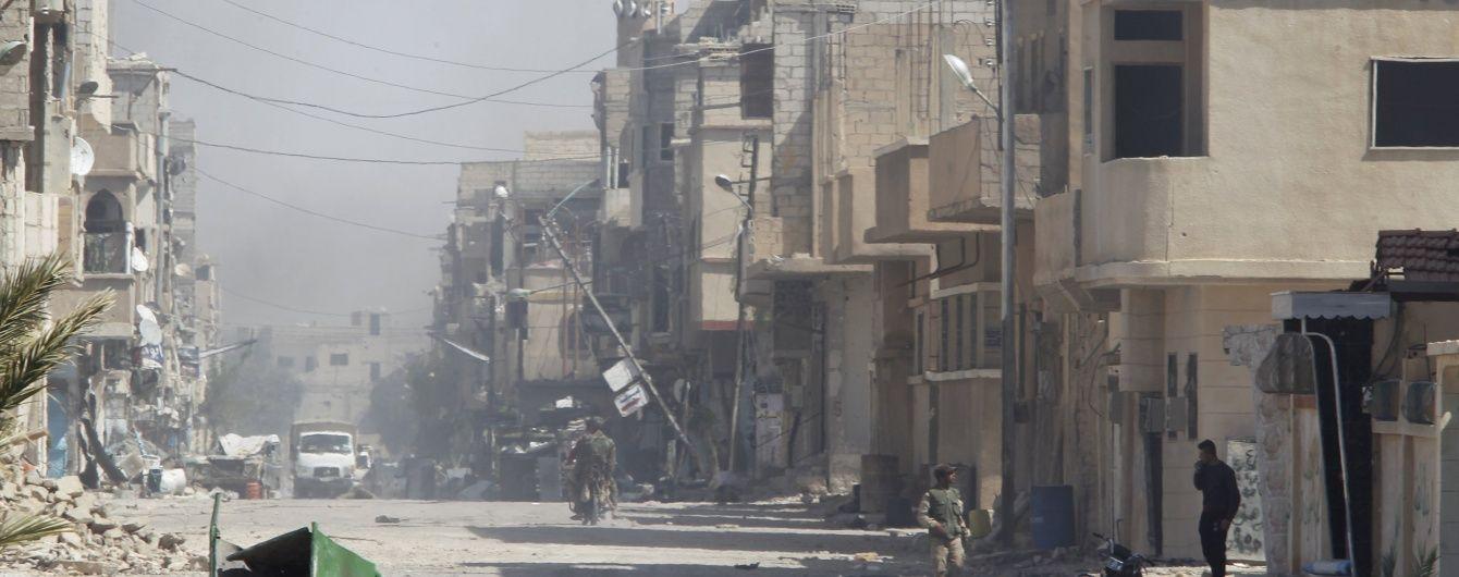 """Сирійський губернатор підтвердив захоплення Пальміри бойовиками """"ІД"""""""