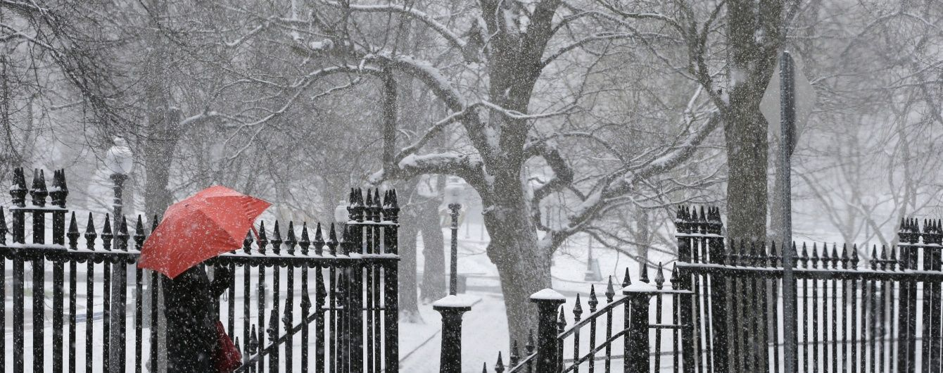 """Гідрометцентр прогнозує похолодання та температурні """"гойдалки"""" на всю зиму"""
