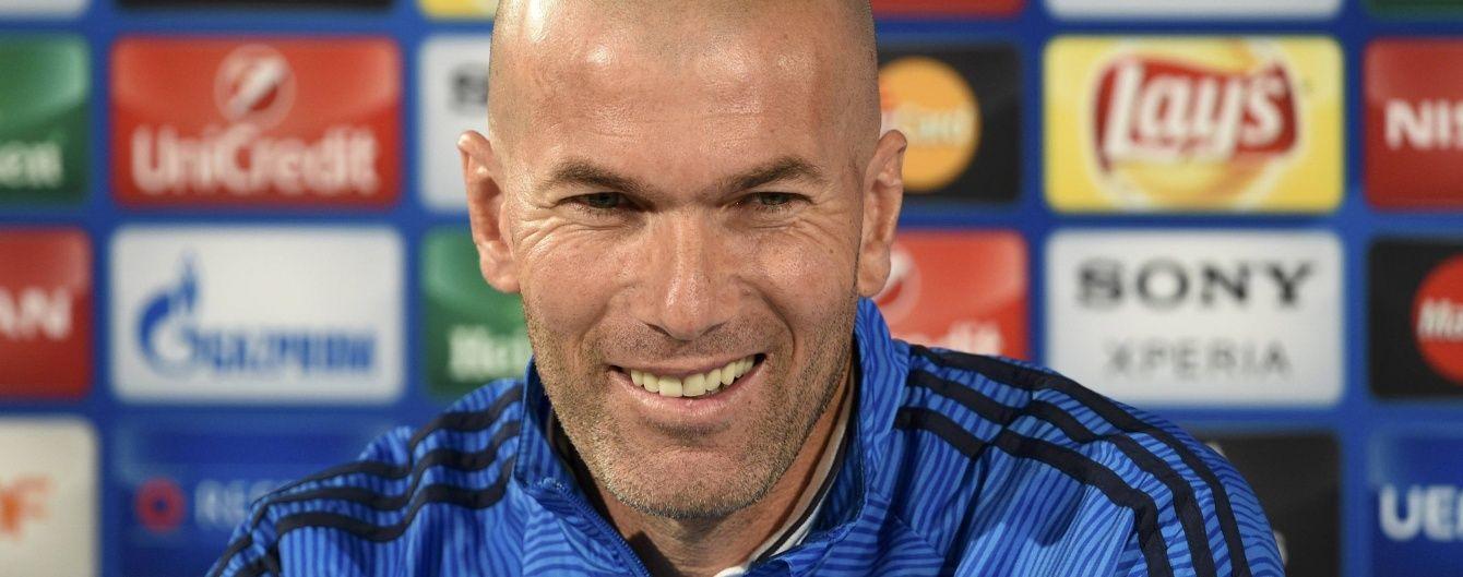 """""""Реал"""" сприймає поєдинок із """"Вольфсбургом"""" як фінал - Зідан"""