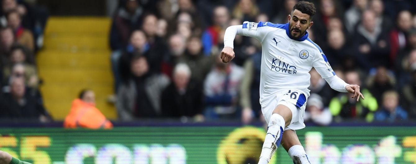 """Алжирський хавбек """"Лестера"""" визнаний найкращим футболістом року в Англії"""