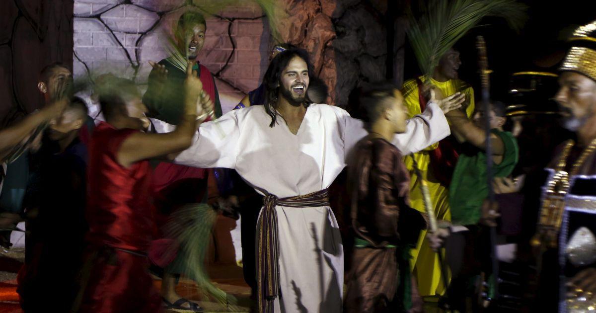 """У Перу постановку зробили й в'язні тюрми й виконали власну версію """"Ісуса Христа Суперзірки"""" @ Reuters"""