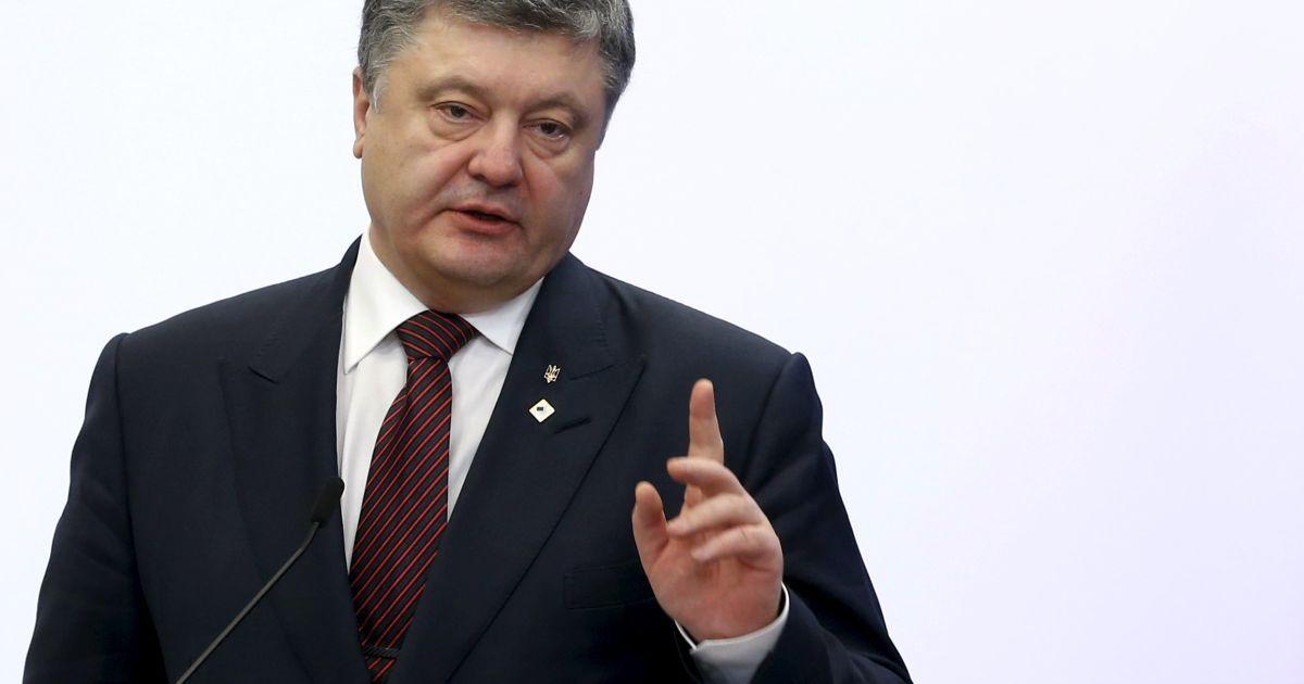 Россия планирует разместить в Крыму ядерное оружие – Порошенко