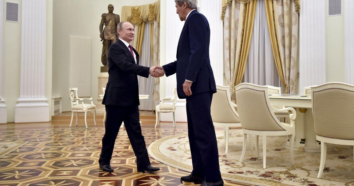 Путин заявил о взаимных усилиях России и США в урегулировании конфликтов