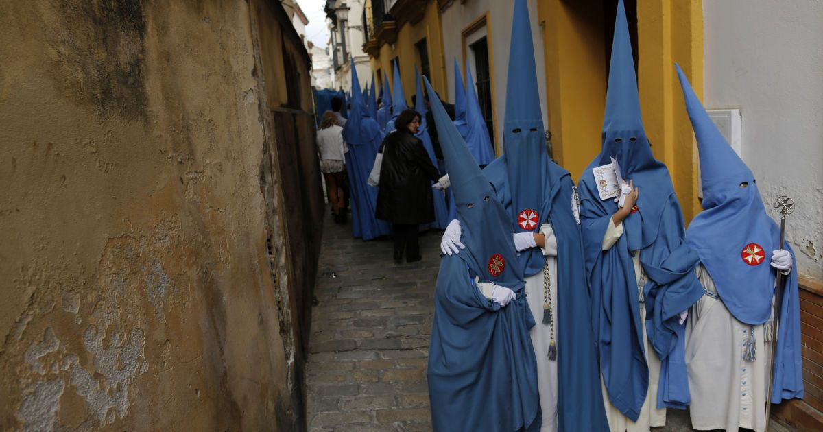 Братство Сан-Естебан у Севільї @ Reuters