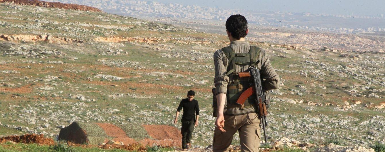 Сирійські війська взяли під контроль частину Пальміри