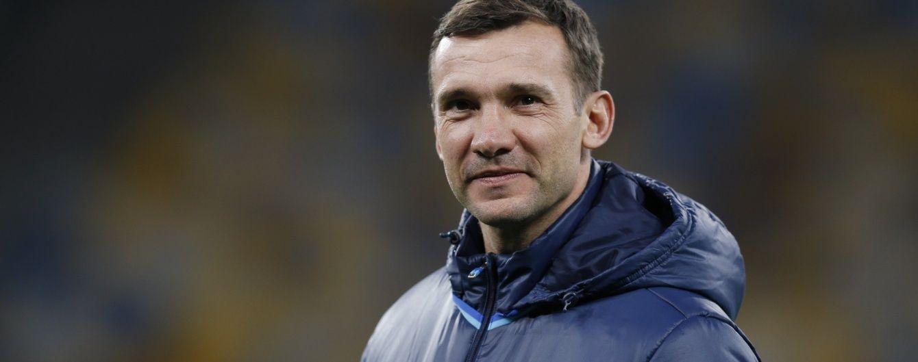 Шевченко оцінив перемогу України над Уельсом на тверду четвірку