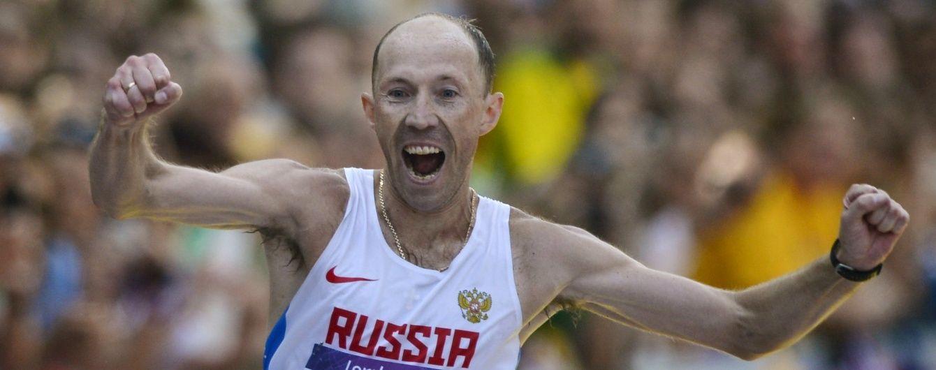 У шістьох російських легкоатлетів відібрали медалі через допінг